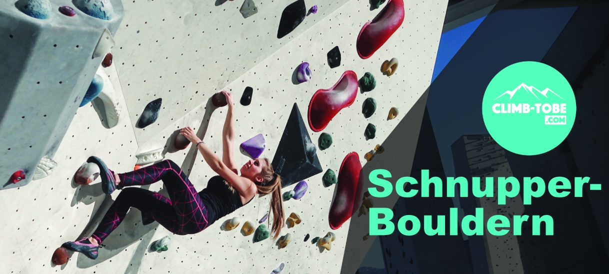 Schnupper Bouldern
